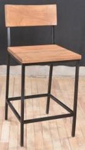 Organic Bar Chair (LAT-73) Image