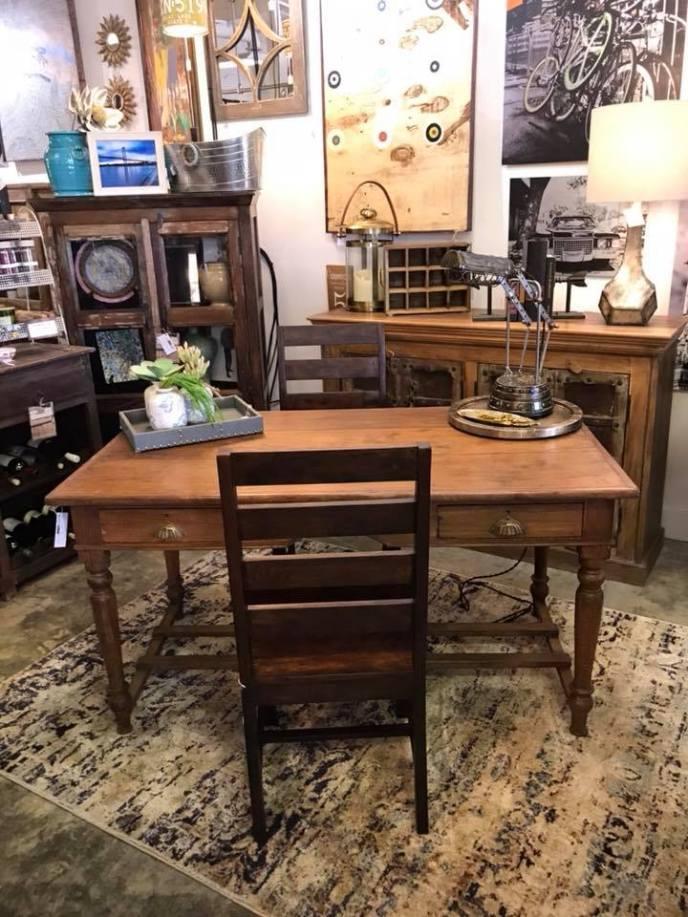 Two Door Desk (082) Image