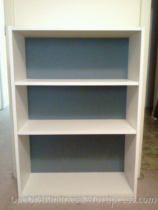 A Simple Way To Dress Up A Plain Bookcase One Of A Kindness