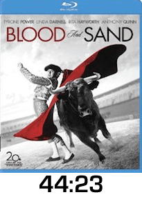 Blood and Sand w time