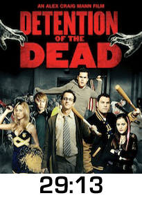 Detention Dead DVD Review