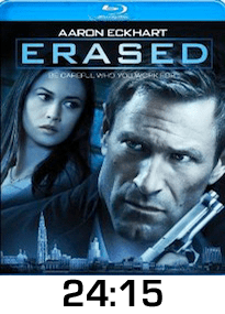 Erased Blu-ray Review