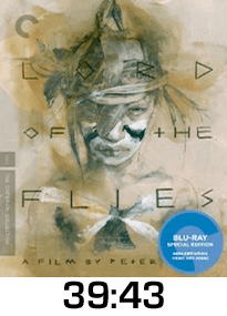 Lord Flies Blu-ray Review