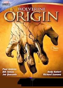 Wolverine Origin w time