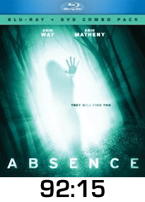 Absence Blu-ray Review
