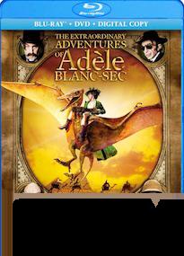 Adele Blanc-Sec Blu-ray Review