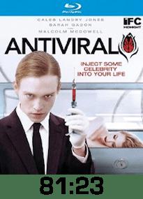 Antiviral Blu-ray Review