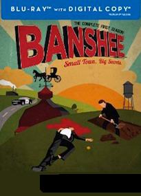 Banshee Blu-ray Review