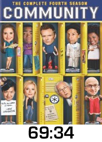 Community s4 DVD Review