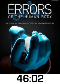 Errors of the Human Body DVD Review