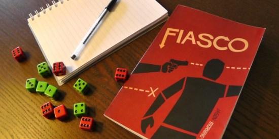 Fiasco Table