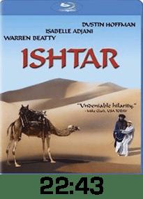 Ishtar Blu-ray Review