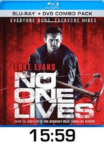 No One Lives Blu-ray Review