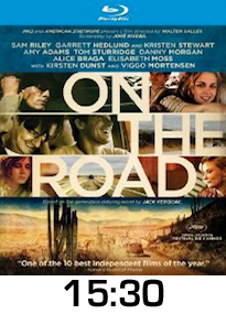 On the Road Blu-ray Review
