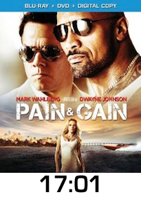 Pain and Gain Blu-ray Review