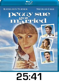 Peggy Sue Got Married Blu-ray review