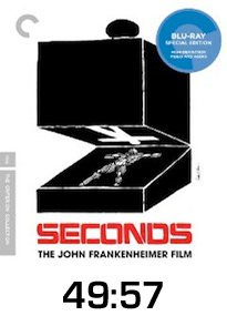 Seconds Criterion Blu-ray Review