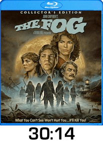 The Fog Blu-ray review