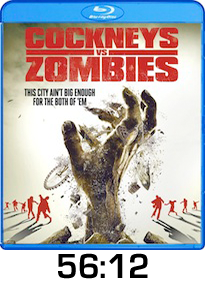 Cockneys vs Zombies Blu-ray Review