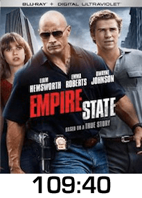 Empire State Blu-ray Review