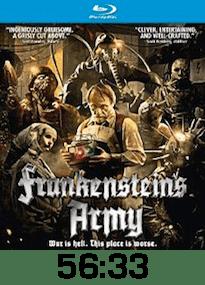 Frankenstein's Army w time