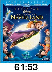 Return to Neverland w time