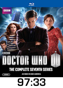 Dr Who S7 Blu-ray Review