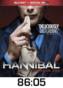 Hannibal S1 Blu-ray Review
