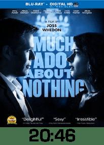 Much Ado Blu-ray Review
