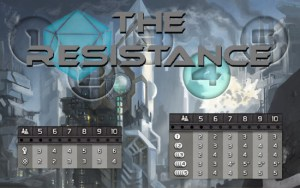 Resistance Game