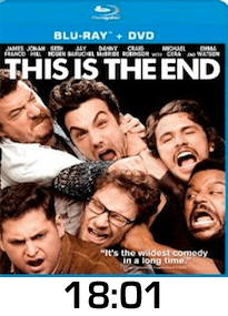This is The End Blu-ray Review
