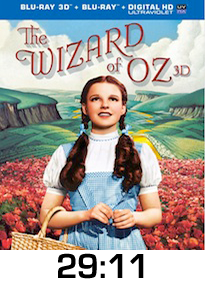 Wizard of Oz Blu-ray Review