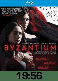 Byzantium Blu-ray Review