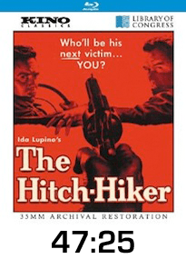 Hitch-Hiker w time