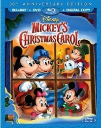 Mickey's Christmas Carol Blu-ray Review