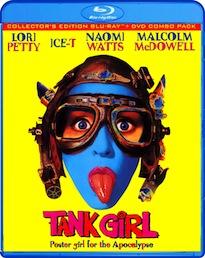 Tank Girl Blu-ray Review