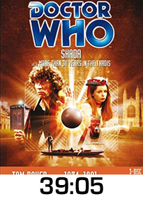Dr Who Shada w time