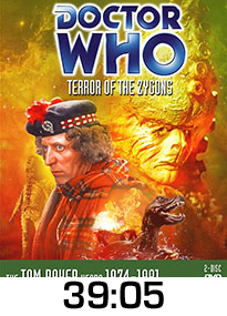 Dr Who Zygons w time