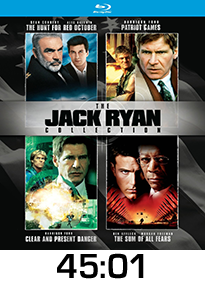 Jack Ryan Collection Blu-ray Review