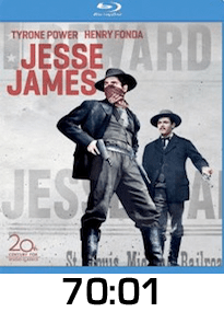 Jesse James Blu-ray Review