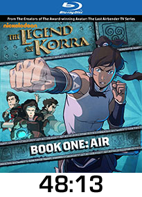 Legend of Korra w time