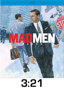 Mad Men w time
