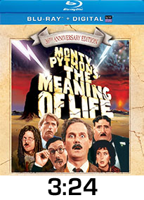 Meaning of Life Blu-ray