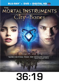 Mortal Instruments Blu-ray Review