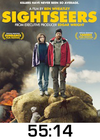 Sightseers w time