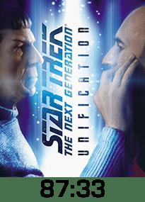 Star Trek Unification Blu-ray Review