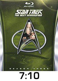Star Trek season 3 w time