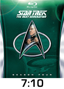 Star Trek season 4 w time
