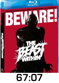 The Beast Within w time