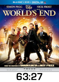 The World's End w time
